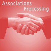 Associations Processing